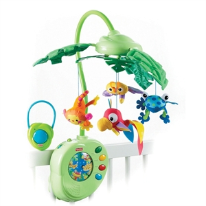 Imaginea Carusel Fisher Price Rainforest