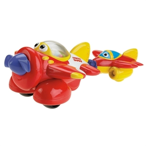 Imaginea Avion Fisher Price Roll'n Racers