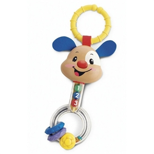 Imaginea Zornaitoare catel Fisher Price