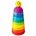 Imaginea Piramida cupelor colorate Fisher Price