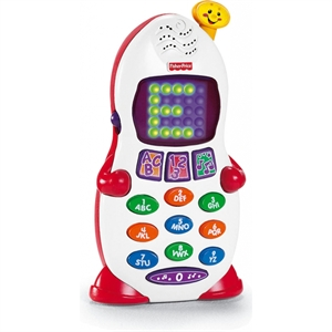 Imaginea Telefon educational Fisher Price (limba maghiara)