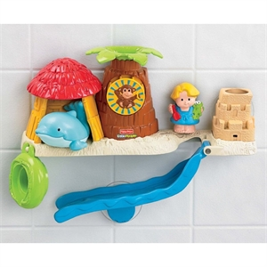 Imaginea Jucarii de baie Fisher Price Little People