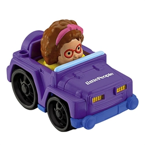 Imaginea Masinuta 4x4 Fisher Price Little People