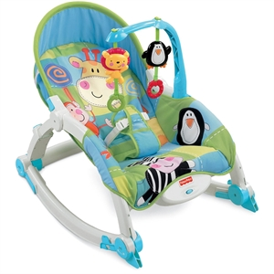 Imaginea Balansoar 2 in 1 Deluxe Discover and Grow Fisher Price