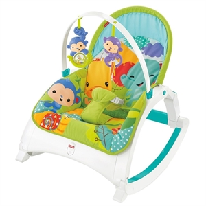 Imaginea Balansoar portabil Newborn to Todler Fisher Price
