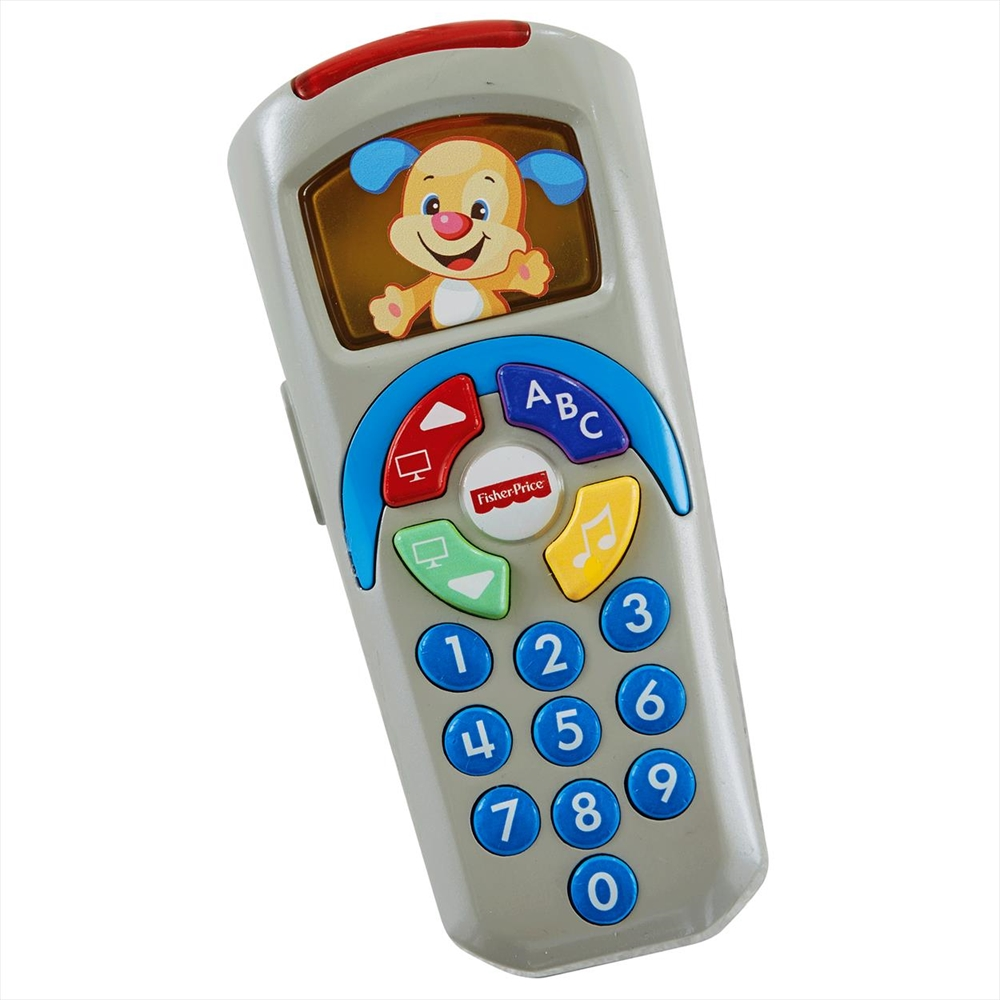 Telecomanda educativa Fisher Price (limba maghiara)