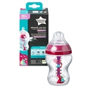 Imaginea Biberon Advanced Anti-colic 1 x 260 ml roz Tommee Tippee